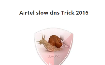 Airtel Slow DNS trick October 2016