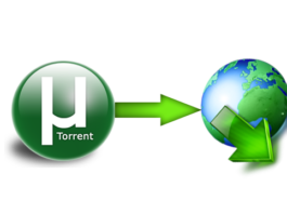 How to Download torrent file in Browser and IDM