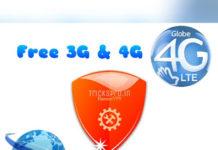 Globe free 3G/4G internet Hammer VPN trick for Philippines