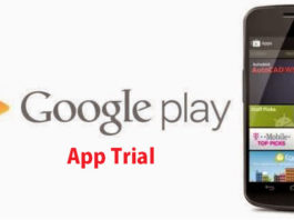 Update Google Play Store & Try the app before installing