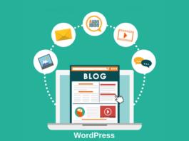 how to create a wordpress blog 2016