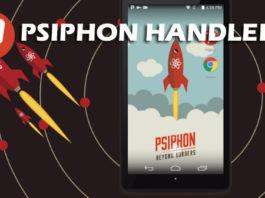Download Psiphon handler