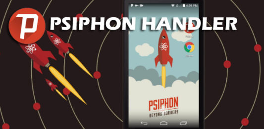 Download Psiphon handler