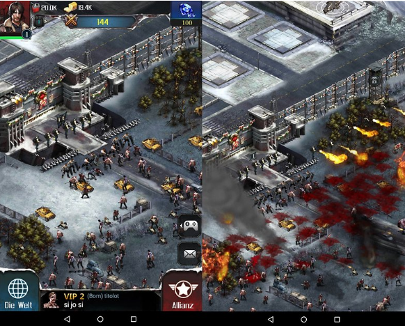 best strategy games for android without internet