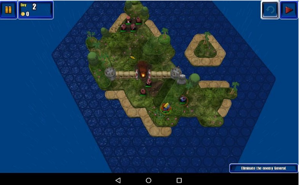 best strategy games for android free offline