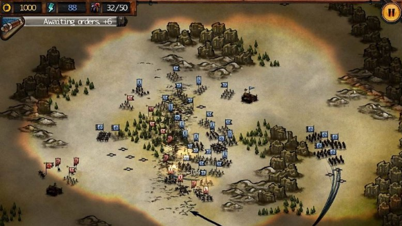 Autumn Dynasty - Top strategy game with fancy graphics