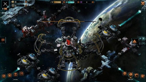 Vega Conflict - Intense fighting in space