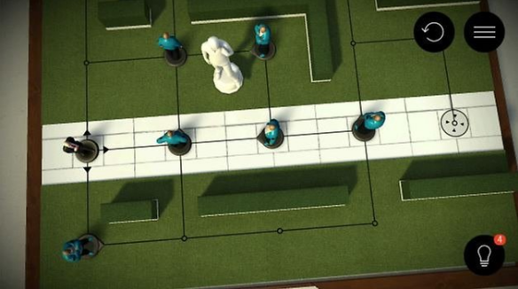 Hitman Go - Smart strategy game with Agent 47