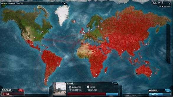 Plague Inc. - YOU are the plague!