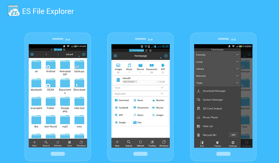 Es file explorer best root apps xda