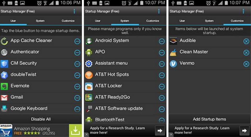 best android cleaner booster 2016