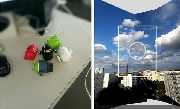 The Google Camera app