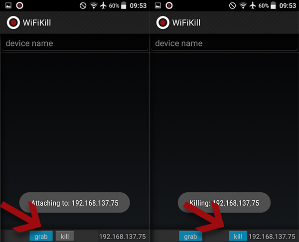 How to Block WiFi connection to Other People on Android