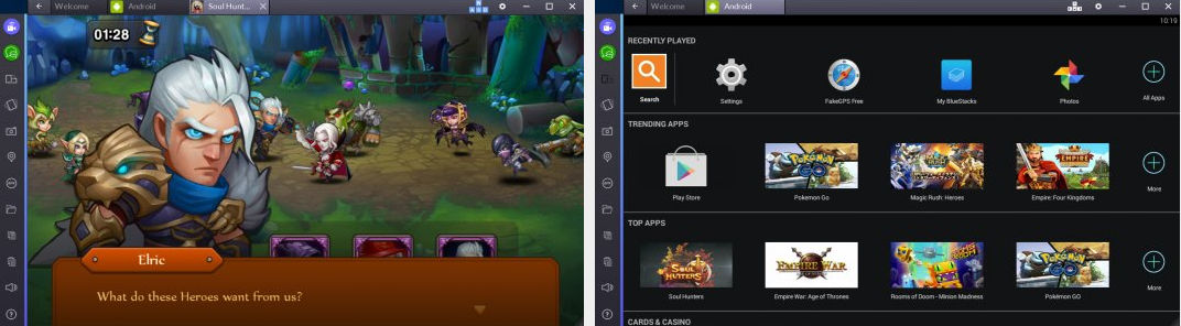 Download Bluestacks App Player 2