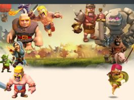 clash of clans New update 2016