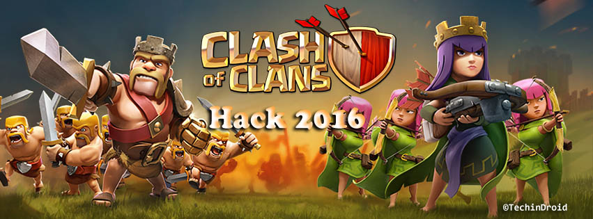 clash of clans unlimited apk 2017