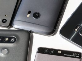 Best Android Smartphones of 2016