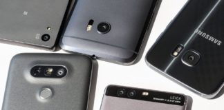 Best Android Smartphones of 2016