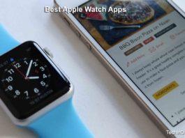 Best Apple watch apps 2016
