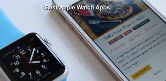 Best Apple watch apps 2016