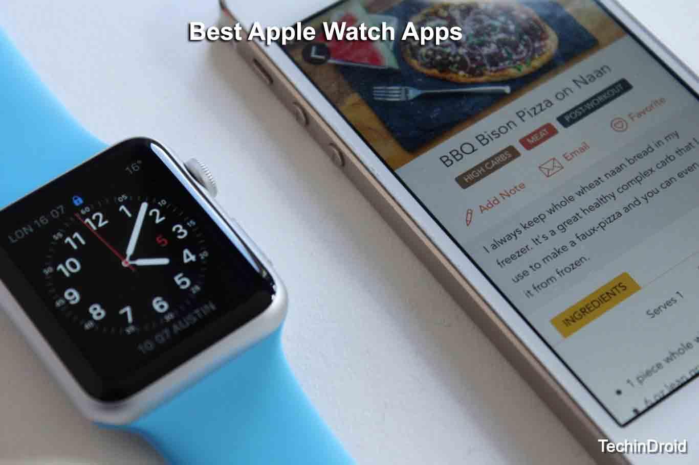 Home Apple watch Best Apple Watch apps
