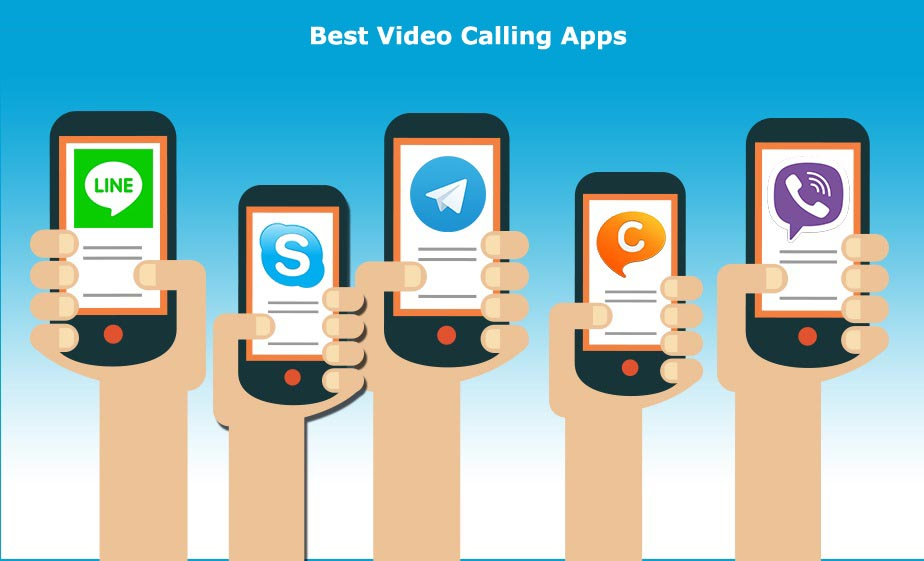 Best Video Calling Apps For Android 2018 Free Download