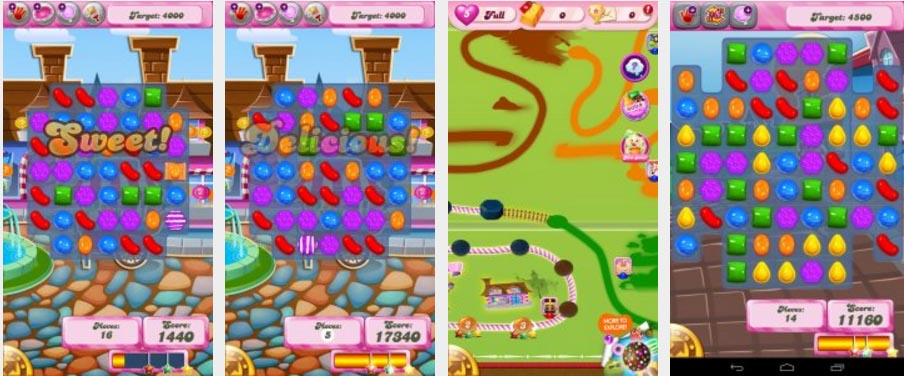 Candy Crush Saga Mod Apk latest Free Download