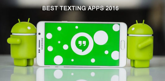 best texting app for android phone tablet 2016