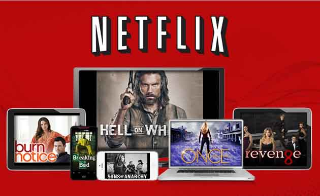 Netflix/Lovefilm/Amazon Free Trials