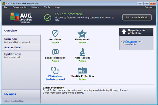 antivirus for pc windows 7