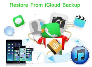 How to restore from iCloud backup on iPhone