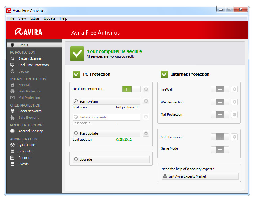 Avast antivirus download free full version 2012.