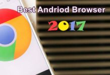 Best android browsers for 2017