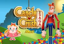Download Candy Crush Saga Mod