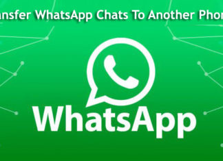 How to transfer WhatsApp messages from One phone to Another - Android to android