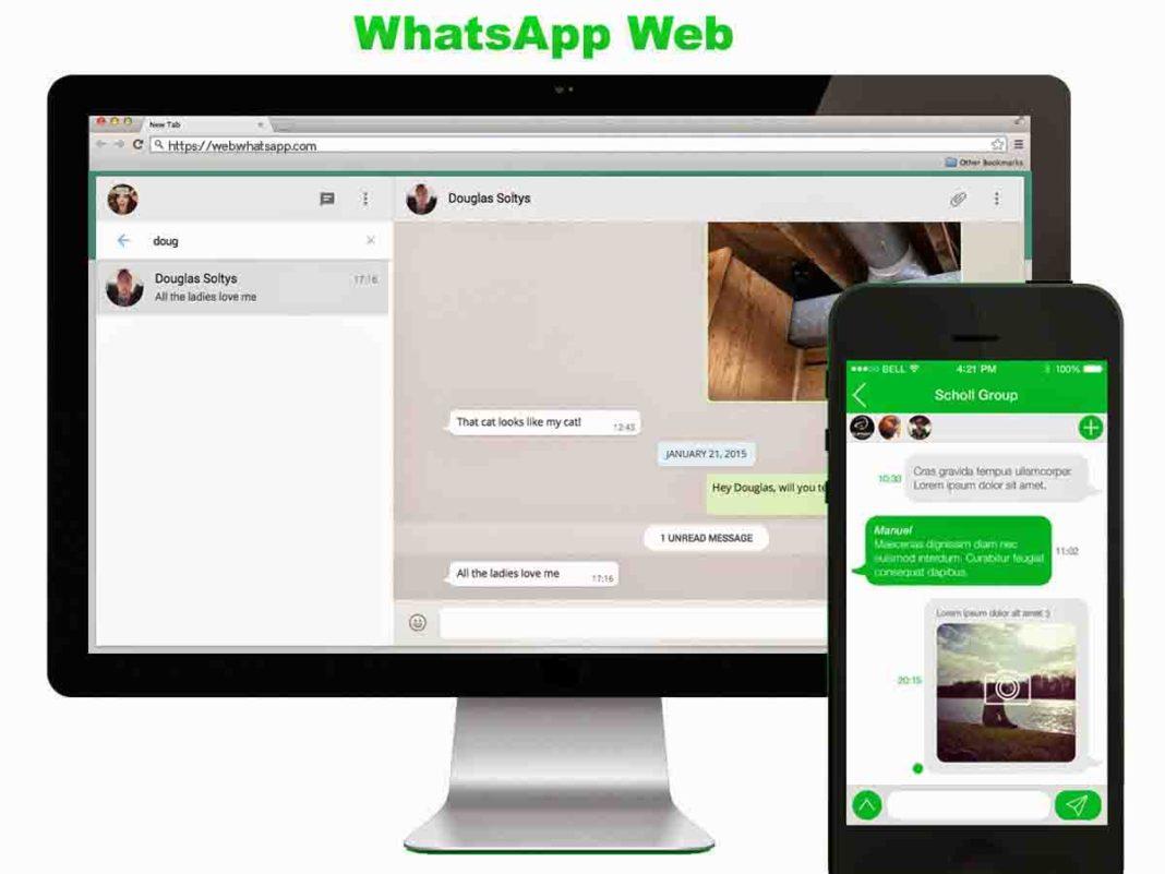 whatsapp web mac
