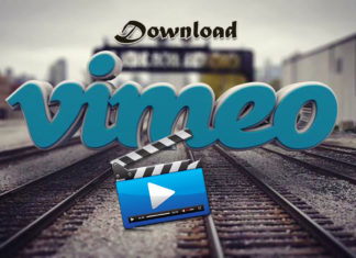how to download videos from Vimeo step by step with pictures