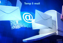 How to create a temporary Email address