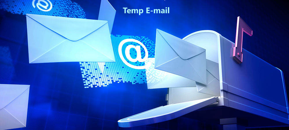 Start to communicate securely with a temp mail : FP Social