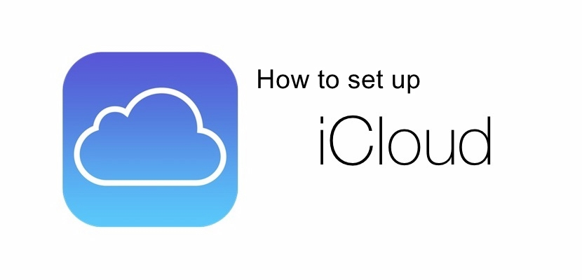 how to set up icloud on iphone 5 & 6 ipad