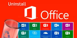 uninstall office 2016, 2010, 2013, office 365