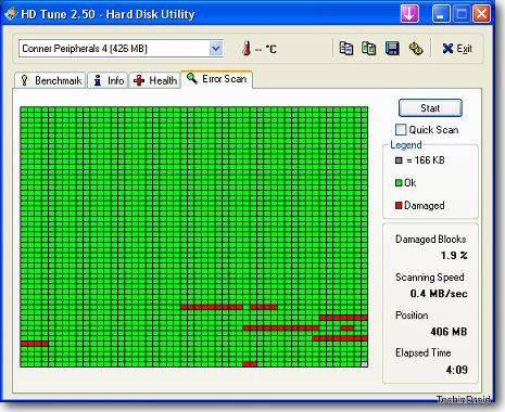 Best hard drive speed test tool