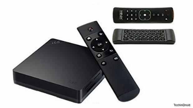 Plater I68 Smart TV Box