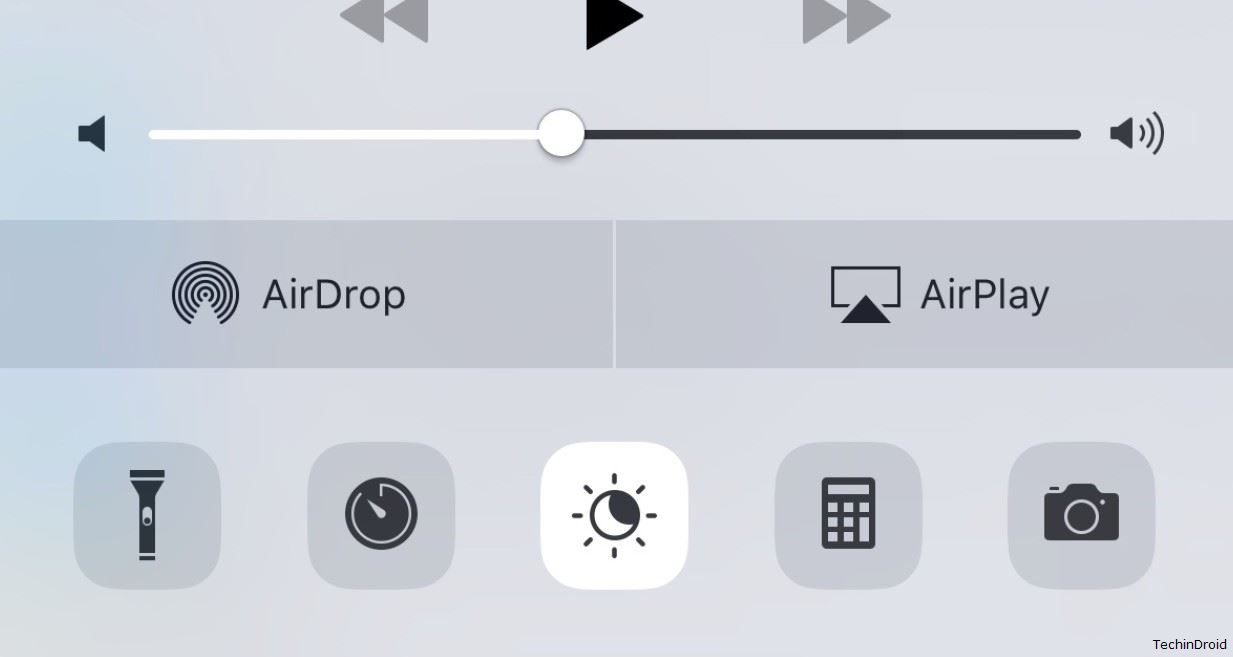 How to Activate Night shift mode iPhone