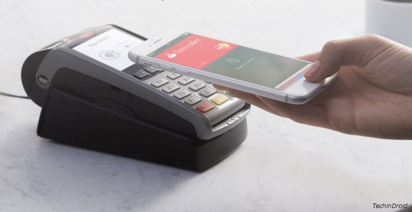 how to use apple pay on iphone 5s