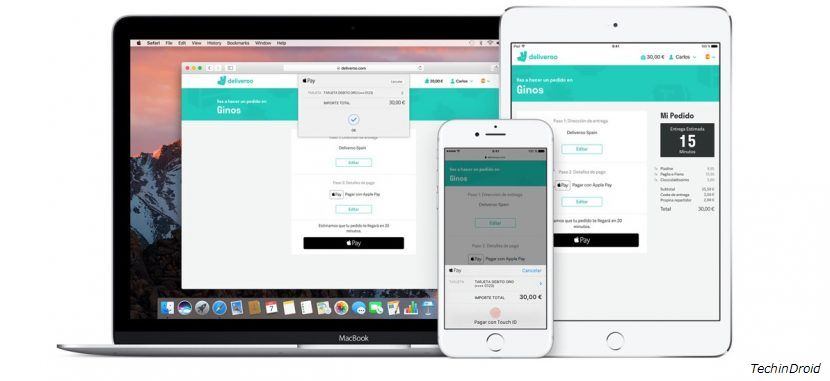 How to use Apple pay on Mac