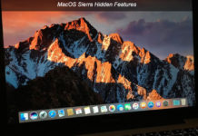 Cool macOS Sierra Hidden Features and Tricks macbook pro air mail app