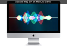 "How to Activate siri on MacOS Sierra Computers - ""Hey siri"""