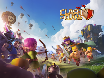 Clash of Clans mod Apk - COC Free Gems, Gold Adder 2017
