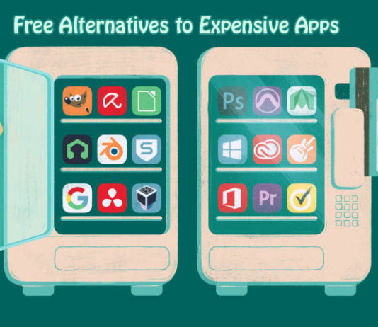 Free Alternatives to Expensive Software apps